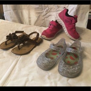 Other - Bundle little girls shoes